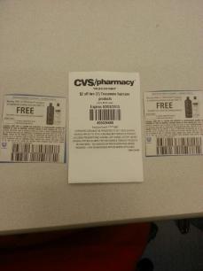 Free at CVS